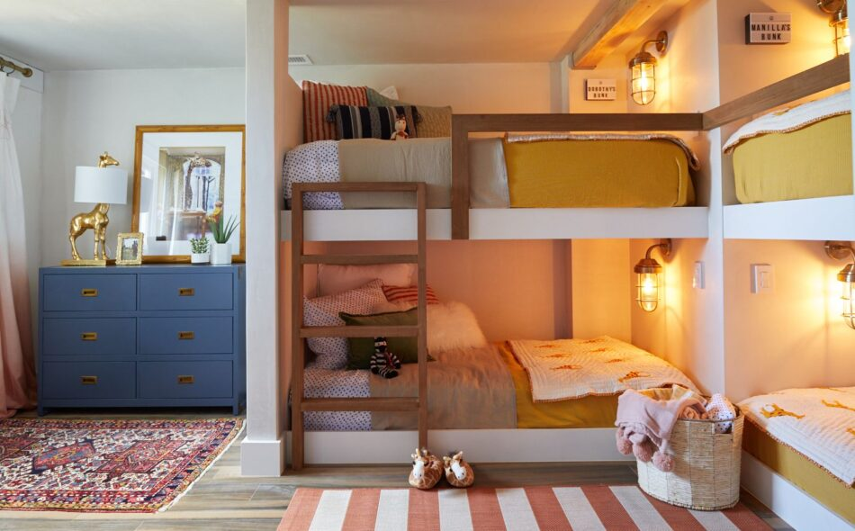 6 Tips On How To Make Your Kids' Bedroom Homey